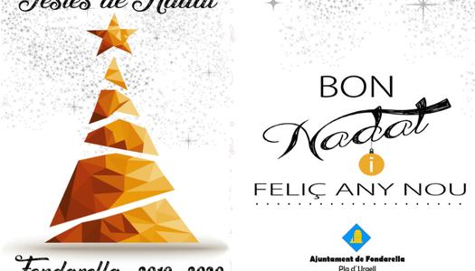 Activitats Festes de Nadal 2019-2020