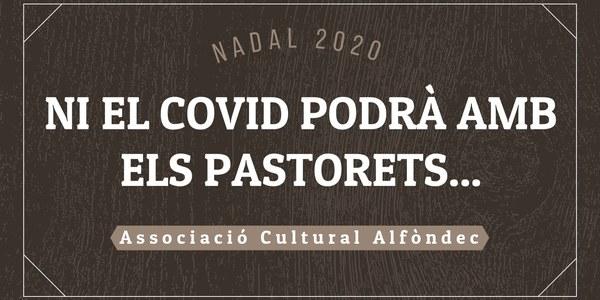 NI EL COVID PODRÀ AMB ELS PASTORETS