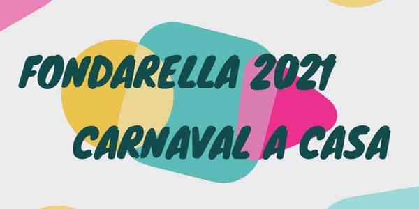 Recull dels moments d`aquest Carnaval a casa